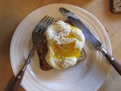 A really good egg