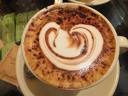 Cappuccino Pellini Top