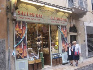 From Salumificio to Salumeria