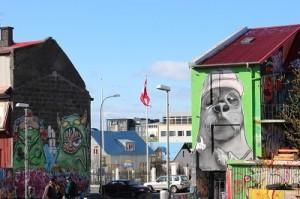 Graffiti Reyjkavic