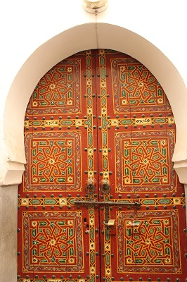 How can you NOT fall in love with these doors
