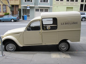 La Boulange Truck