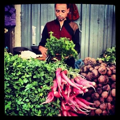 Market Fez