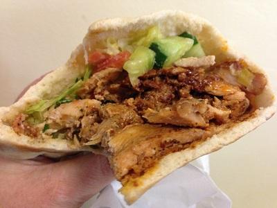 Shawarma Empire's Chicken Shawarma