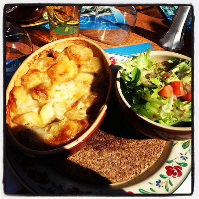 Tartiflette - melty goodness