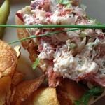 The Ramp's Perfect Lobster Roll