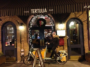 The amazing Tertulia (and Paisley)
