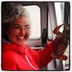 lobster woman